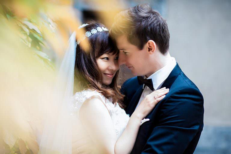 deutsch asiatische Hochzeit – Hochzeitsfotograf Berlin