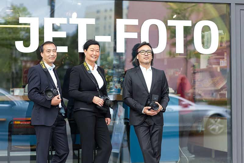 Businessfotografie Berlin - jet foto