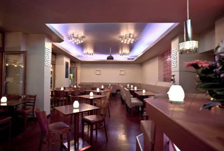 Innenraumfotografie – Fotografie Restaurant