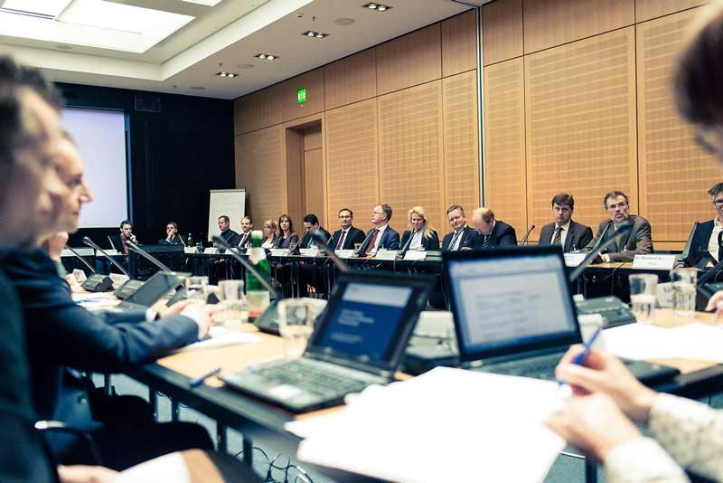 Tagung – Bundesministeriums für Verkehr und digitale Infrastruktur