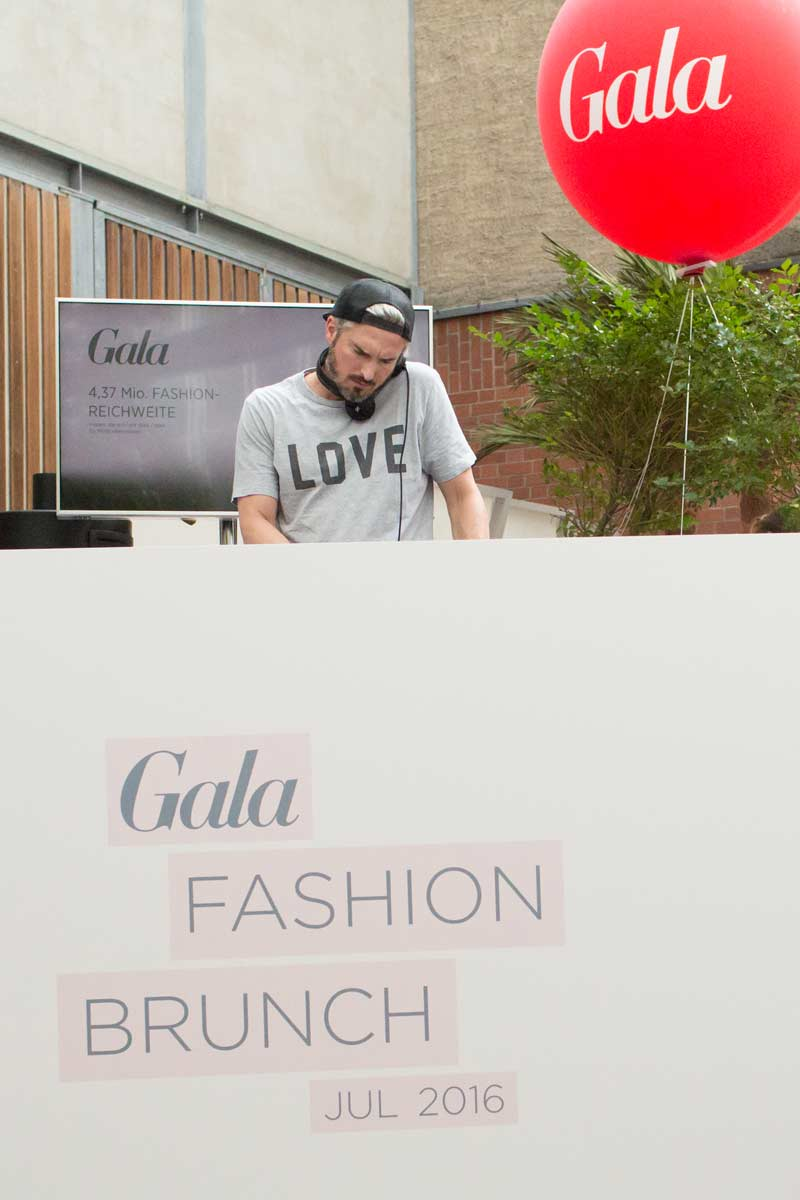 Gala Fashion Brunch 2016