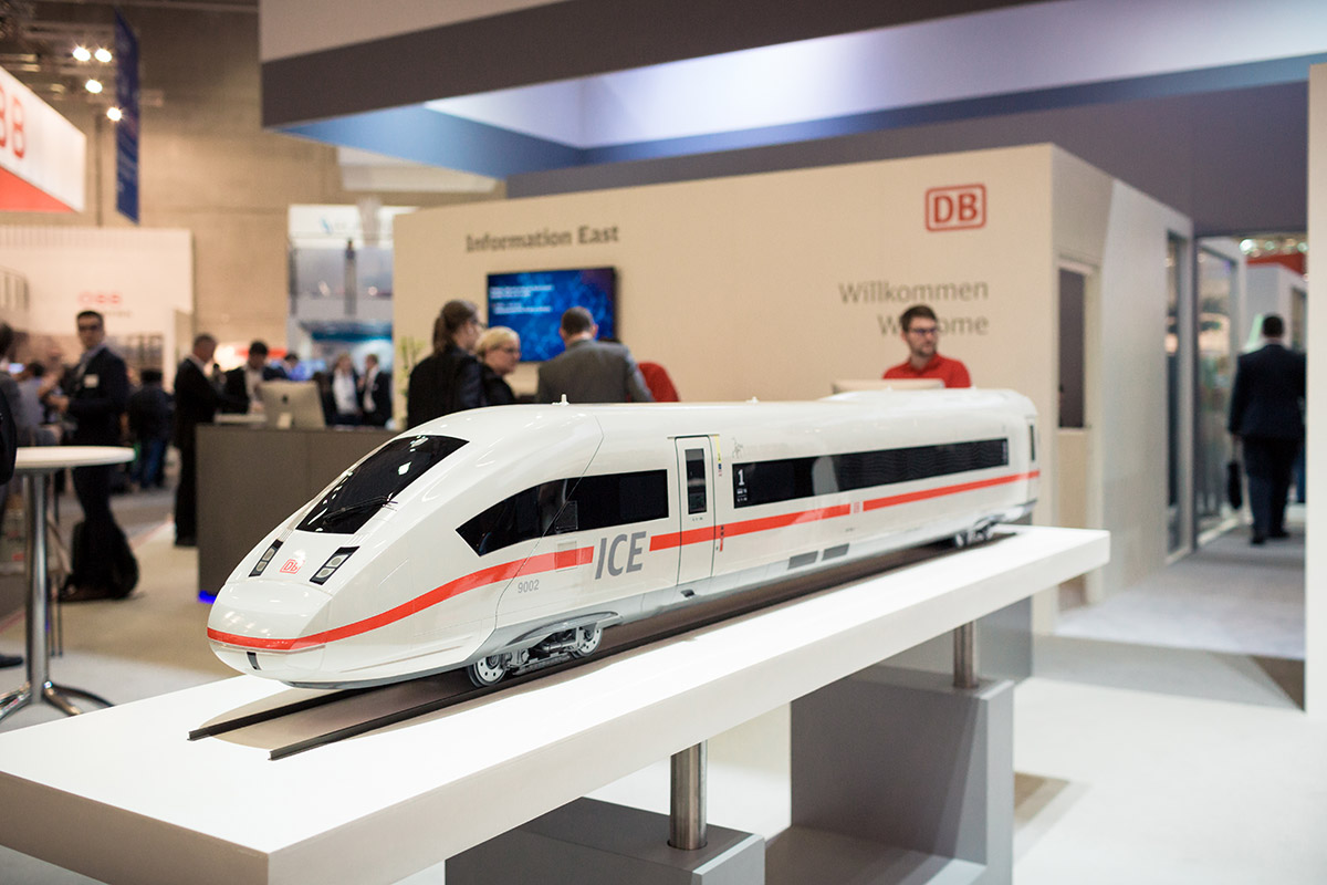InnoTrans – Messe Berlin 2016