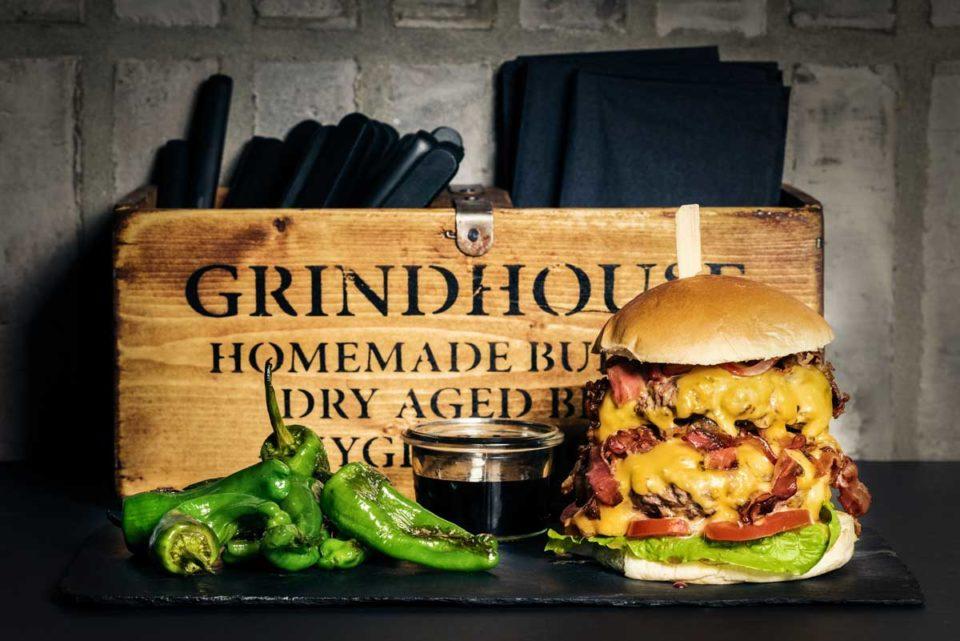 Foodfotografie – Hamburger