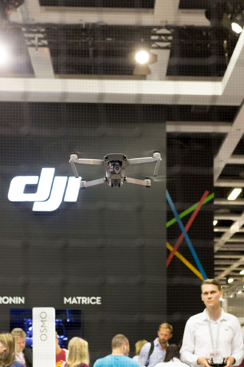 IFA Berlin Fotos – DJI