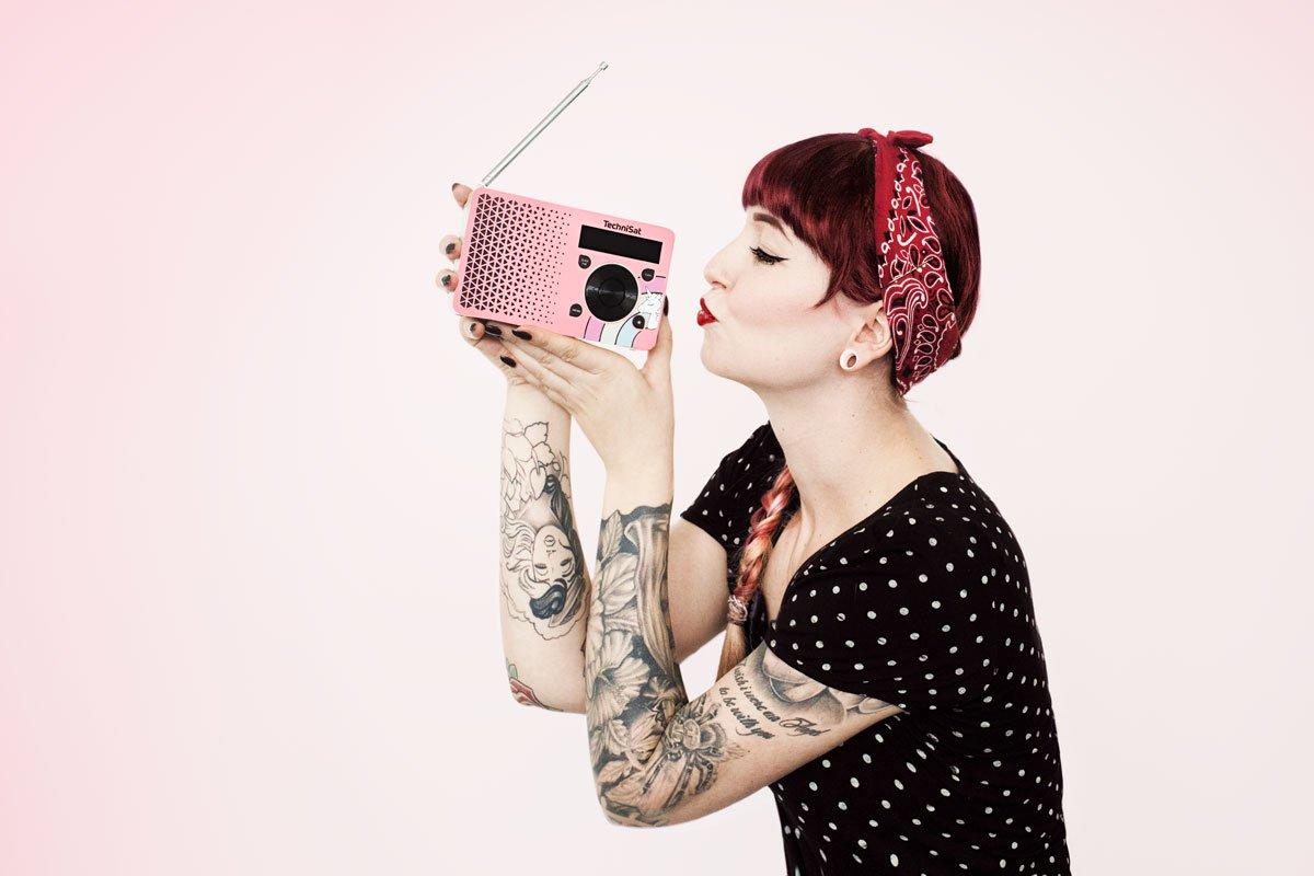 TechniSat – Sophie Einhornradio