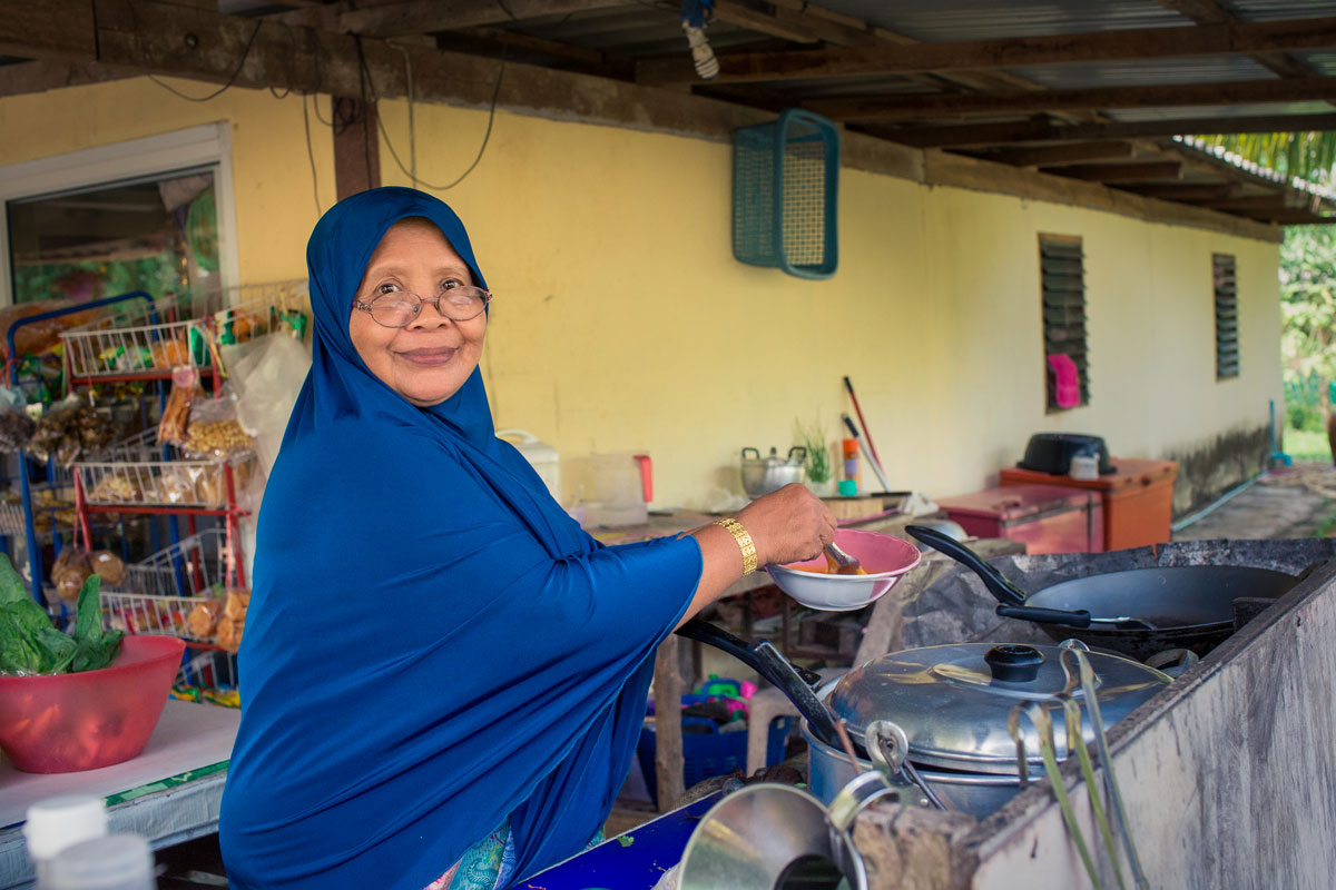 Halal food – Koh Lanta Thailand