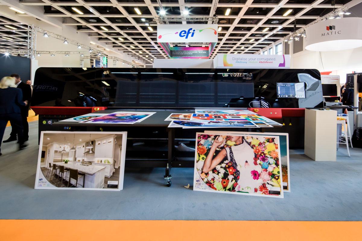 FESPA 2018 – die Fachmesse für Großformatdruck in Berlin