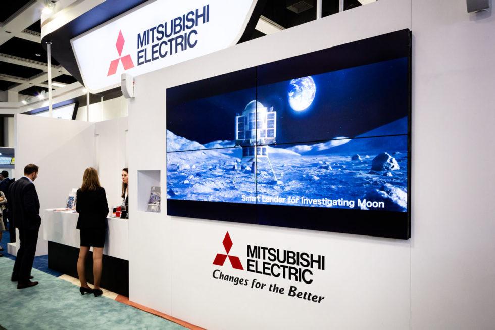 Hoppecke & Mitsubishi Electrics auf der InnoTrans 2018