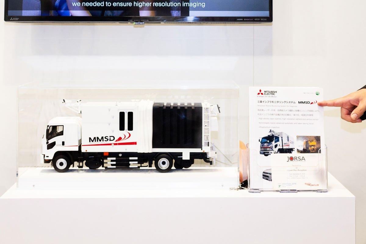 Mitsubishi Electrics auf der InnoTrans 2018