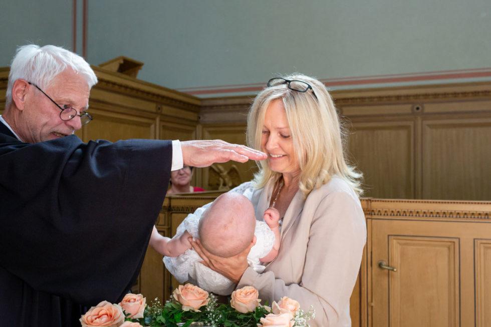 Taufe Marie und Leonard – Heilandskirche
