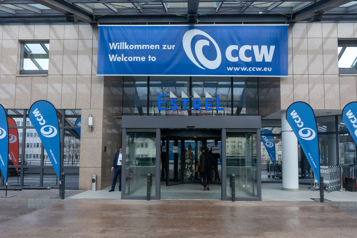 CallCenterWorld 2019 – Messe für Callcenter Management